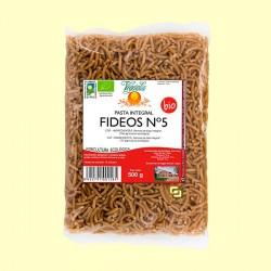Fideo nº 5 integral bio 500 gramos Vegetalia