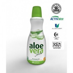Jugo de Aloe vera ecológico 1 litro Drasanvi