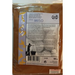 Sopa miso instantánea (Muso) 80 g Terrasana