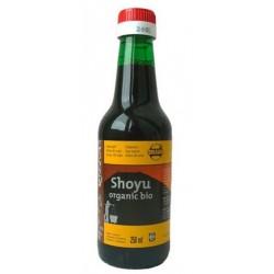 Shoyu salsa de soja Bio 250 ml TERRASANA