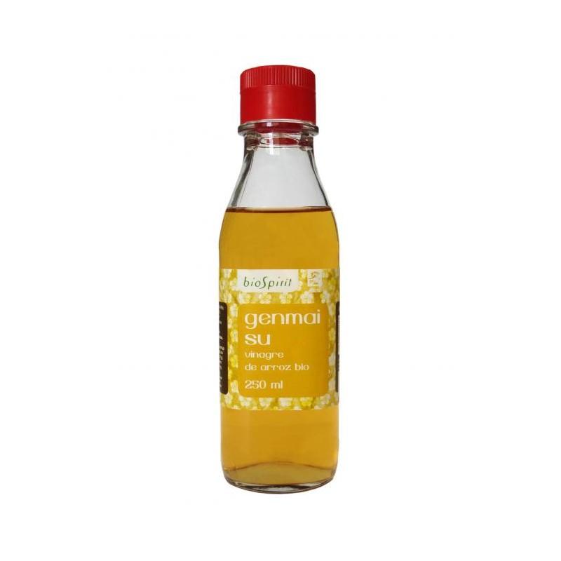 Vinagre de arroz (genmai su) bio 250 g Biospirit