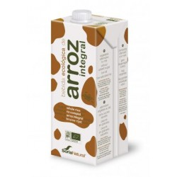 Bebida de arroz integral 1 litro Bio Soria Natural