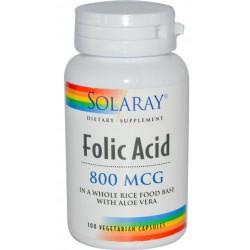 vitamina B1 (tiamina) 100mg 100 cápsulas SOLARAY