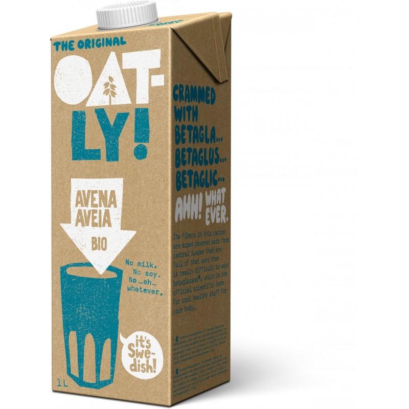 Bebida de avena 1 litro Bio Oatly