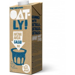 Bebida de avena calcio 1 litro Bio Oatly