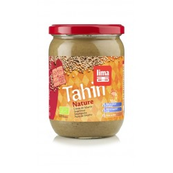 TAHIN TOSTADO SIN SAL ECOLOGICO 500GR LIMA