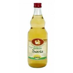 Vinagre de manzana sin filtrar extra virgen bio 750 g Granovita