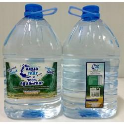 Agua de mar pura 5 litros Aqua de Mar