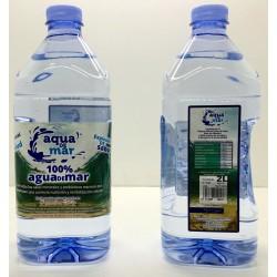 Agua de mar pura 2 litros Vizmaraqua