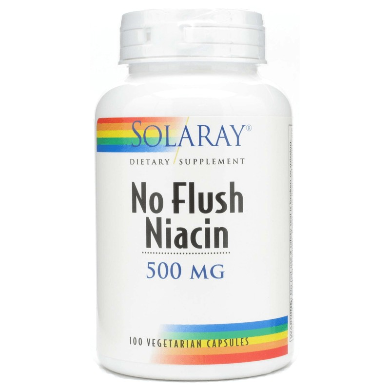 Vitamina B6 100mg 60 cap. SOLARAY