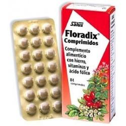 Floradix Hierro 84 comprimidos