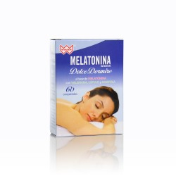 Melatonina 1.9 mg Dolce dormire 60 comp winter
