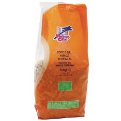 Copos arroz integral 500gr La finestra