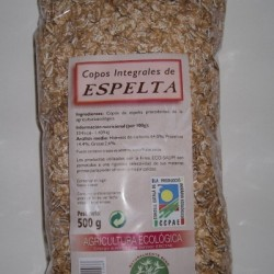 Copos arroz integral 500gr La finestra