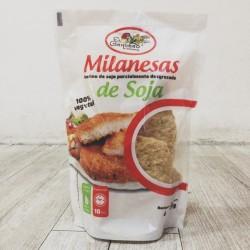 Milanesas de soja 135 g El granero