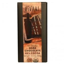 Chocolate negro 85% BIO Vivani