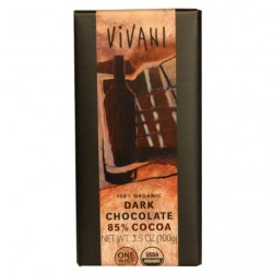 Chocolate negro 85% ecológico Vivani