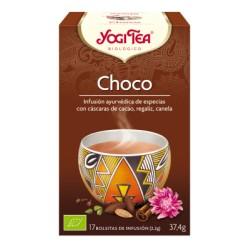 Yogi tea Choco Bio 17 Bolsitas