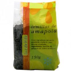 Amapolas semillas 150g Biospirit