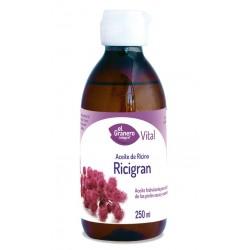 Ricigran aceite de Ricino 250 ml El Granero