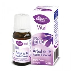 Aceite esencial arbol de té Bio 12ml El Granero