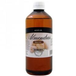 Aceite de almendras 500 ml Herdibel