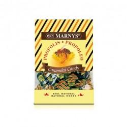 Caramelos de propoleo con miel 60 g MARNYS