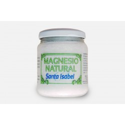 Magnesio Natural (cloruro) 240 gr Santa Isabel