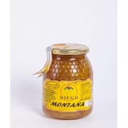 Miel de Montaña (mil flores) 500 g Mieles Diego