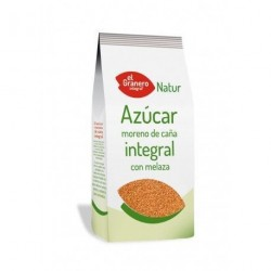 Azúcar de Caña Integral con Melaza BIO 1kg El Granero Integral