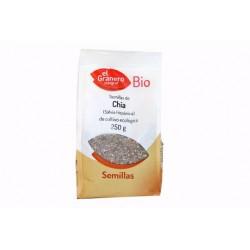 Chia semillas BIO 250g El granero Integral