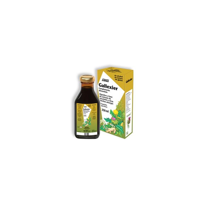 Gallexier formula herbal 250 ml Salus