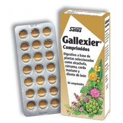 Gallexier digestivo 84 comp. Salus