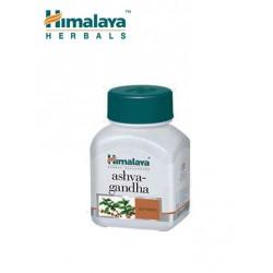 Ashwagandha (withania somnifera) 60 cápsulas Himalaya