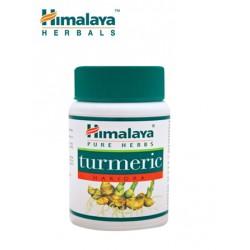 Cúrcuma (turmeric) 60 capsulas Himalaya
