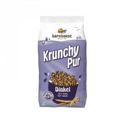Muesli Krunchy Pur espelta 750 g Barnhouse