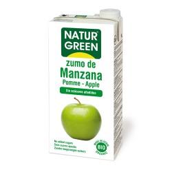 Zumo Manzana Bio 1 L Naturgreen