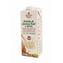 Bebida de quinoa y arroz 1 litro Bio Quinua Real