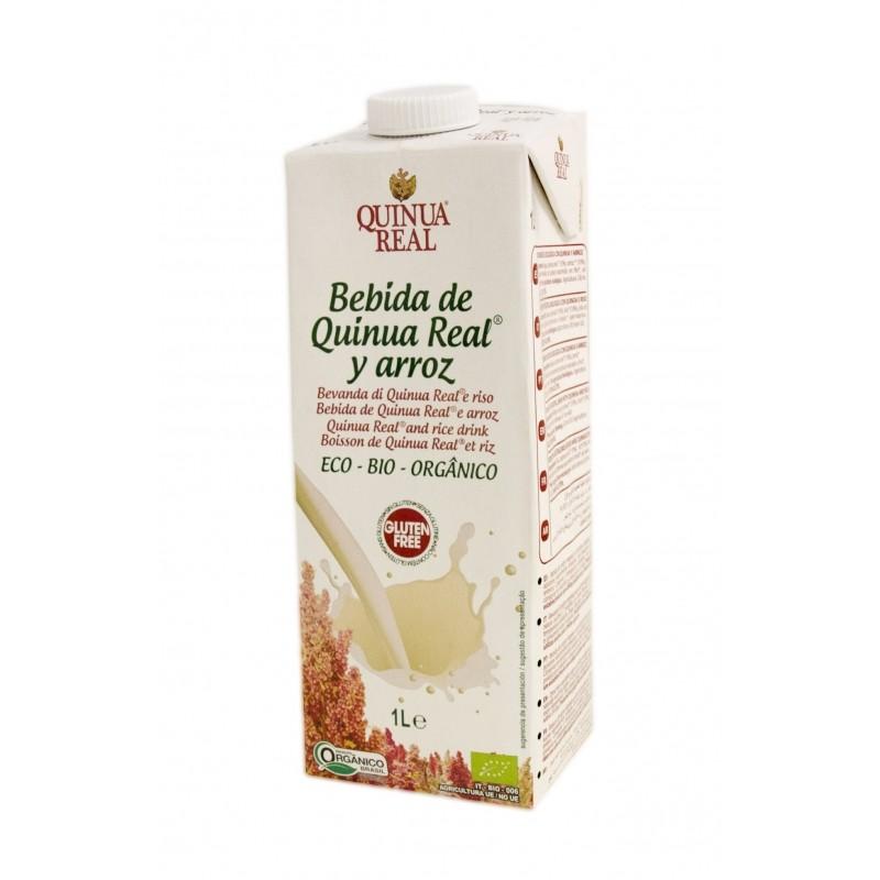 Bebida de quinua y arroz 1 litro Bio Quinua Real