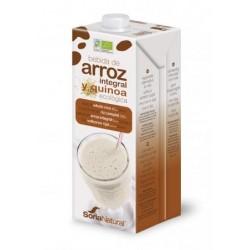Bebida de quinoa y arroz 1 litro Bio Soria Natural