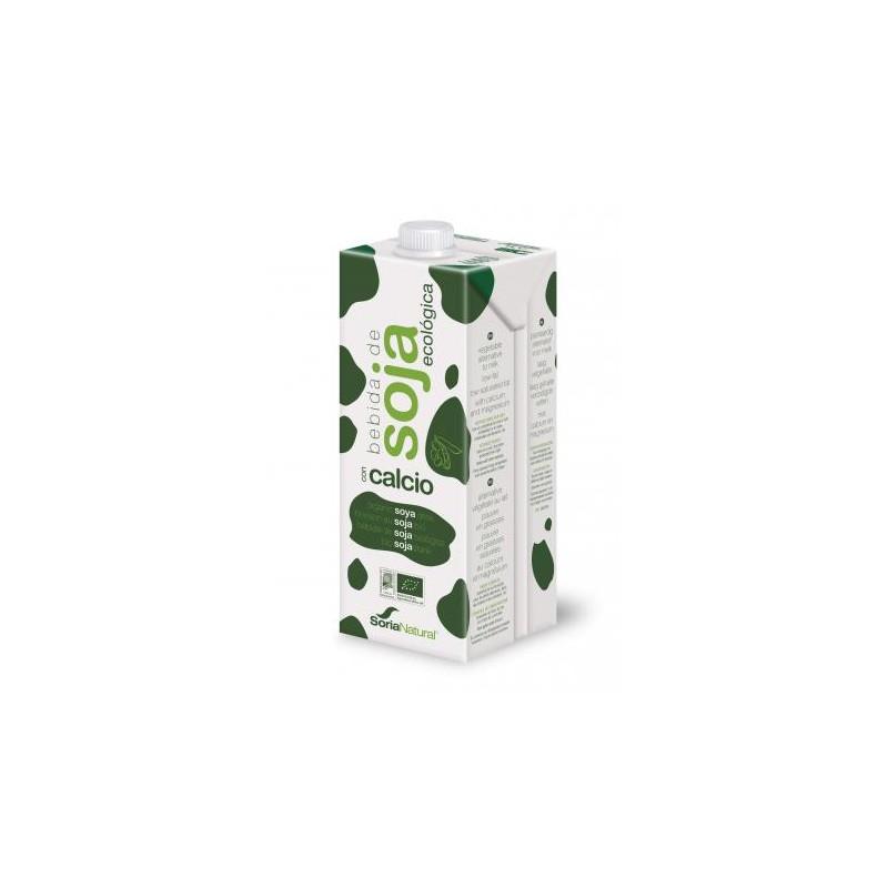Bebida de avena calcio 1 litro Bio Soria Natural