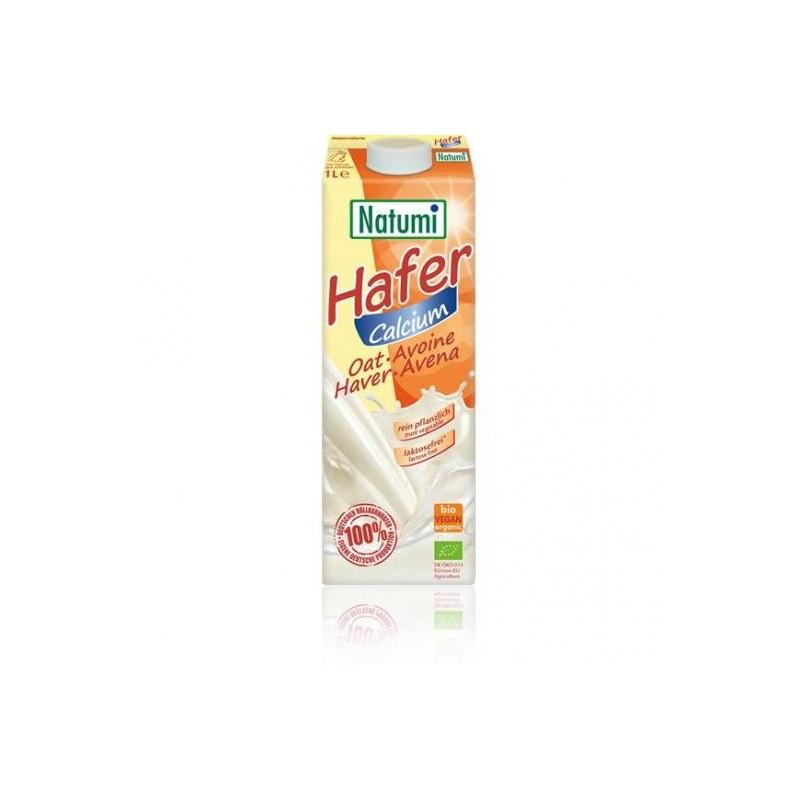 Bebida de avena calcio 1 litro Bio Natumi