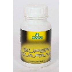 SUPER GUARANÁ 120 comp. Sotya