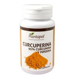Curcuperina (cúrcuma + pimienta) 60 cap Plantapol