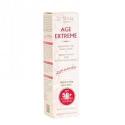 Crema Age Extreme SPF 50 antimanchas 50 ml D´SHILA