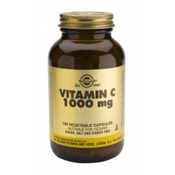 VITAMINA C 1000MG 100 COMP. SOLGAR