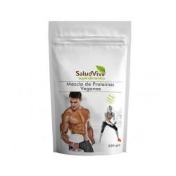 Mezcla de Proteinas Veganas 250 gr Bio Salud Viva