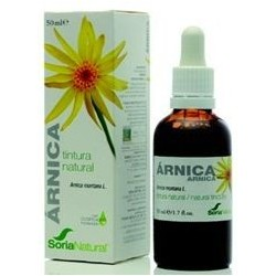 Extracto de árnica 50 ml Soria Natural
