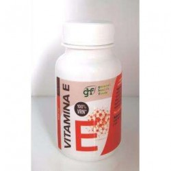 Vitamina E 100 cap 500 mg GHF
