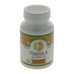 Vitamina A 10000 UI 100 cap. Nutri-force